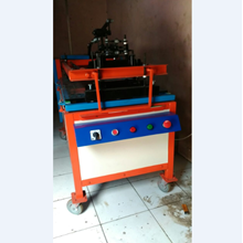 Mesin Sablon Flat Sistem Automatic