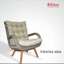 Kursi Belladonna Vienna Arm