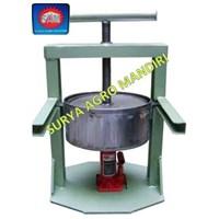 Mesin Press Santan Manual 1