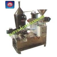 Mesin Pencetak Pellet Apung 1