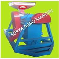 Jual Mesin Huller Kopi + Engine 4D33 + Kopling Gearbox 2