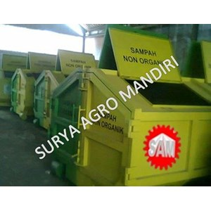 Container Sampah