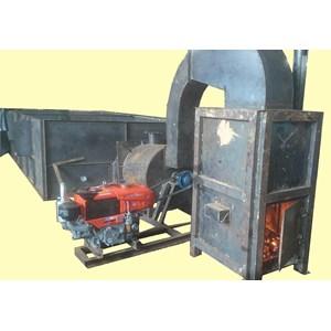 Mesin Box Dryer Pengering Padi