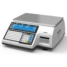 Label printing scale CL-3000