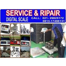 SERVICE TIMBANGAN DIGITAL