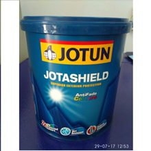 Cat Tembok Jotun Jotashield Exterior Anti Fade Colours