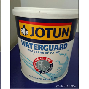 Cat Tembok Jotun Waterguard