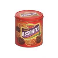 Suteki Biscuit 350 Gram - 1 Dos Isi 6 Kaleng