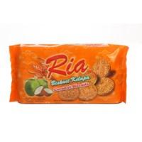 Ria Biscuit Coconut 350 Gram - 1 Dos Isi 16 Pcs