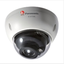 HD & HD Weatherproof Dome Network Camera