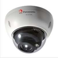 Full HD & HD Weatherproof Dome Network Camera 1