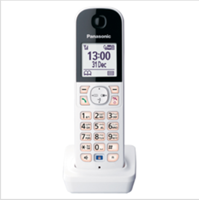Telepon Handset Tanpa Kabel Digital KX-HNH100 1