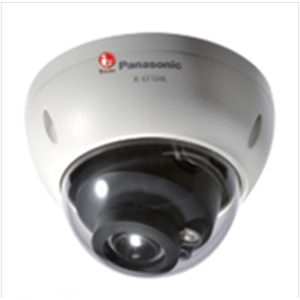 Full HD & HD Weatherproof Dome Network Camera