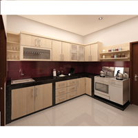 Jual Kitchen Set Model 2