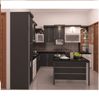 Jual Kitchen Set Model 5
