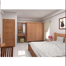 Tempat Tidur Model 1