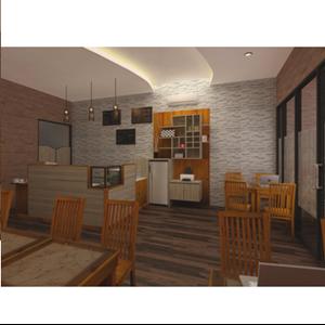 Meja & Kursi Restoran
