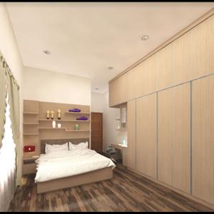 Tempat Tidur Model 3