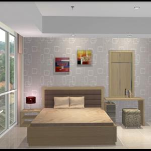 Tempat Tidur Model 6