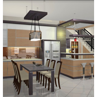 Kitchen Set Model 8 1