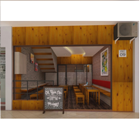 Jual Furniture Cafe Model 1
