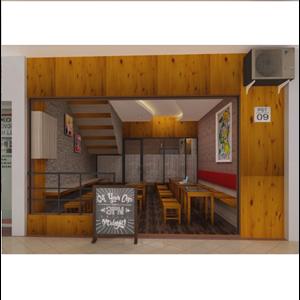 Furniture Cafe Model 1