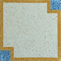 Encaustic Terrazzo Tiles ENTZ033 Lantai Teraso