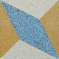 Encaustic Terrazzo Tiles ENTZ011 Lantai Teraso