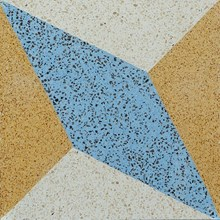 Encaustic Terrazzo Tiles ENTZ011