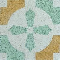 Encaustic Terrazzo Tiles ENTZ009