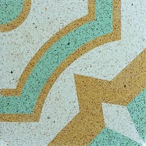 Dari Encaustic Terrazzo Tiles ENTZ019 0
