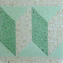 Encaustic Terrazzo Tiles ENBOR001