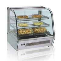 Jual Mesin Penghangat Makanan Showcase Warmer Shc Hrtr120l
