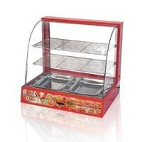 Jual Mesin Penghangat Makanan Showcase Warmer Shc Dh827