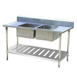 From Table Stainless Sink Table Stainless Steel Sst-1855 0