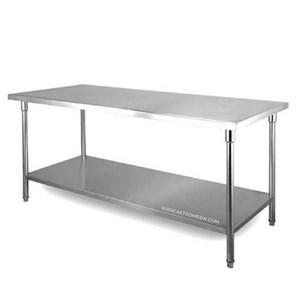 Dari Meja Stainless Working Table Stainless Steel Wk-180 0