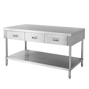 Dari Meja Stainless Working Table Stainless Steel Wkdw-180 0