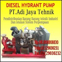 Pompa Hydrant Diesel Isuzu 4JB1T Murah 5