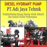 Jual Pompa Hydrant Diesel Isuzu 4JB1T 2