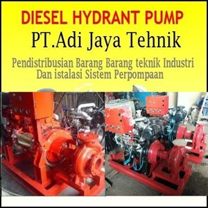 Pompa Hydrant Diesel Isuzu 4JB1T