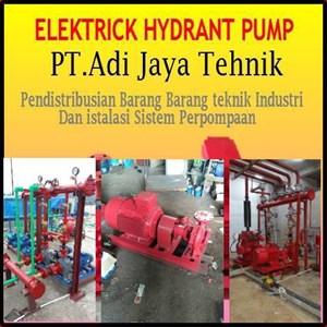 Dari Jual Pompa Hydrant Electric 500 gpm 750 gpm 1000 gpm 1