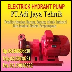 Dari Jual Pompa Hydrant Electric 500 gpm 750 gpm 1000 gpm 0