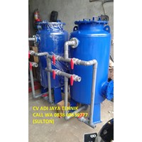 Beli Harga Sand Filter tank & Carbon Filter tank 4