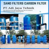 Jual Harga Sand Filter tank & Carbon Filter tank 2