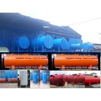 Pressure tank pressure tank 1000 Liter 1