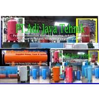 Pressure Tank 500 liter 1000 liter 1500 liter 2000 liter 1