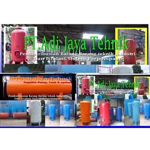 Pressure Tank 500 liter 1000 liter 1500 liter 2000 liter
