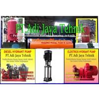 Jual Pompa Hydrant Jakarta 2