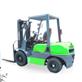 Forklift Triathlon CPC 20/25