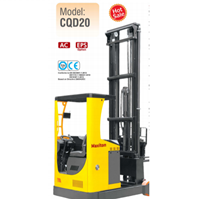 Hand Stacker Electric Reach Truck CQD20 1